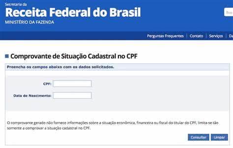 CPF Query